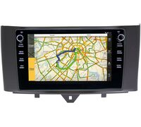 Smart Fortwo II 2011-2015 LeTrun 3150-9251 на Android 10 (DSP 2/16 с крутилками)