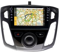 Ford Focus III 2011-2020 LeTrun 3150-9065 на Android 10 (DSP 2/16 с крутилками)