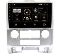 Ford Escape II 2007-2012 (серая) LeTrun 4166-9278 на Android 10 (4G-SIM, 3/32, DSP, QLed)