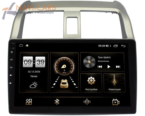 Honda Airwave (2005-2010) LeTrun 3792-9501 на Android 10 (4G-SIM, 4/64, DSP, QLed) С оптическим выходом