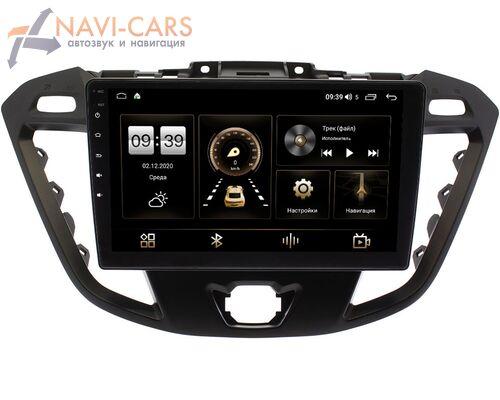 Ford Transit, Tourneo Custom 2012-2021 (без CD) LeTrun 3792-9177 на Android 10 (4/64, DSP, QLed) С оптическим выходом