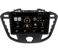 Ford Tourneo Custom 2012-2021, Transit Custom 2013-2021 (для компл. без CD) LeTrun 4166-9178 на Android 10 (4G-SIM, 3/32, DSP, QLed)
