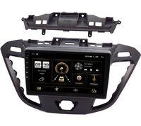 Ford Tourneo Custom 2012-2021, Transit Custom 2013-2021 (для любой компл.) LeTrun 4166-9-Tour-Cust на Android 10 (4G-SIM, 3/32, DSP, QLed)