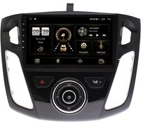 Ford Focus III 2011-2018 (тип 2) LeTrun 4166-9246 на Android 10 (4G-SIM, 3/32, DSP, QLed)