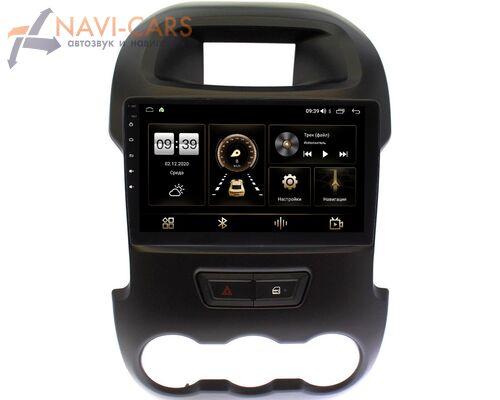 Ford Ranger III 2012-2015 LeTrun 3792-9165 на Android 10 (4/64, DSP, QLed) С оптическим выходом