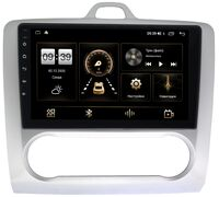 Ford Focus 2005-2011 с климатом LeTrun 4166-9060 на Android 10 (4G-SIM, 3/32, DSP, QLed)
