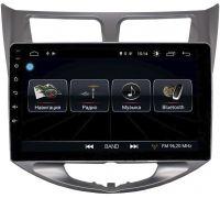 Hyundai Solaris I 2011-2017 LeTrun 2597 на Android 8.0.1 MTK-L 1Gb