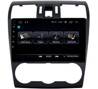 Subaru Forester IV, Impreza IV, XV I 2011-2015 LeTrun 2910 на Android 8.0.1 MTK-L 1Gb