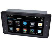 Toyota Универсальная (короткая) 200*100 LeTrun 2434 на Android 6.0.1