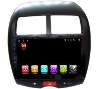 Mitsubishi ASX I 2010-2018 LeTrun 2562 на Android 7.1.1 Allwinner T3