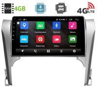 Toyota Camry V50 2011-2014 LeTrun 1897 на Android 8.1 (8 ядер, 4G SIM, DSP, 4GB/64GB)