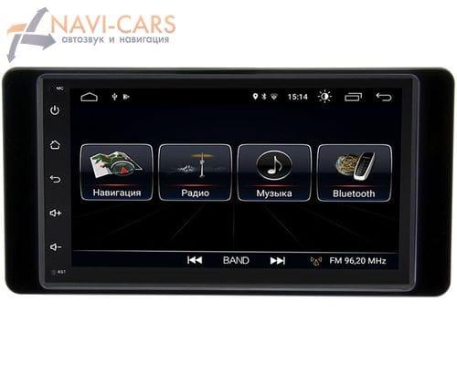 Mitsubishi ASX, Lancer X, Outlander III, L200, Pajero LeTrun 2159-RP-MMUNB-169 Android 8.0.1 MTK-L