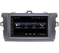 Toyota Corolla X 2006-2013 (темно-серая) LeTrun 2159-RP-TYCV14Xc-11 Android 8.0.1 MTK-L
