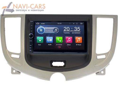 Chery M11 (A3) 2013-2016 LeTrun 3251-RP-CH11-189 Android 9 2/32GB