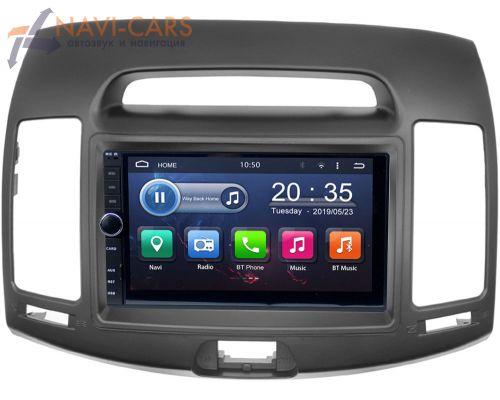 Hyundai Elantra IV (HD) 2006-2011 (серая) LeTrun 3251-RP-11-065-235 Android 9 2/32GB