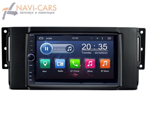 Land Rover Freelander II 2006-2012, Discovery III 2004-2009, Range Rover Sport 2005-2009 LeTrun 3251-RP-LRRN-114 Android 9 2/32GB