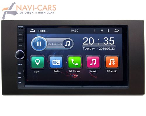 Ford Kuga, Fiesta, Fusion, Focus, Mondeo LeTrun 3251-RP-FRFC-35 Android 9 2/32GB