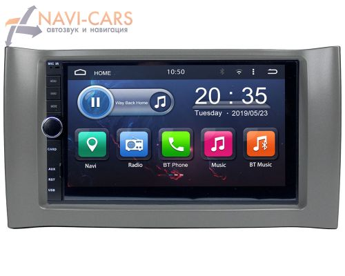 Chery Kimo (A1) 2007-2013 LeTrun 3251-RP-CHKM-36 Android 9 2/32GB