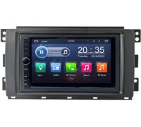 Smart Forfour 2004-2006, Fortwo II 2007-2011 LeTrun 3251-RP-11-260-198 Android 9 2/32GB