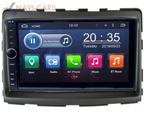 SsangYong Stavic, Rodius 2013-2021 LeTrun 3251-RP-SYRD-15 Android 9 2/32GB