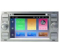 Ford Focus, C-Max, S-Max, Fiesta, Fusion, Mondeo, Transit, Kuga LeTrun 3115 DSP на Android 9.0 (серебро)
