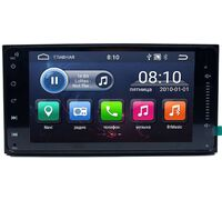Toyota, Daihatsu универсальная (200x100 mm) LeTrun 2985 NS Android 9.0