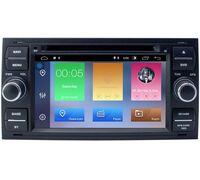 Ford Focus, C-Max, S-Max, Fiesta, Fusion, Mondeo, Transit, Kuga LeTrun 3123 DSP на Android 9.0 (черная)