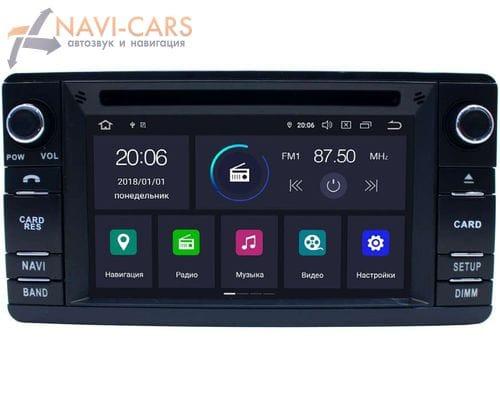 Mitsubishi ASX, Lancer X, Outlander III, L200 V, Pajero IV 2011-2019 LeTrun 2866 на Android 9.0
