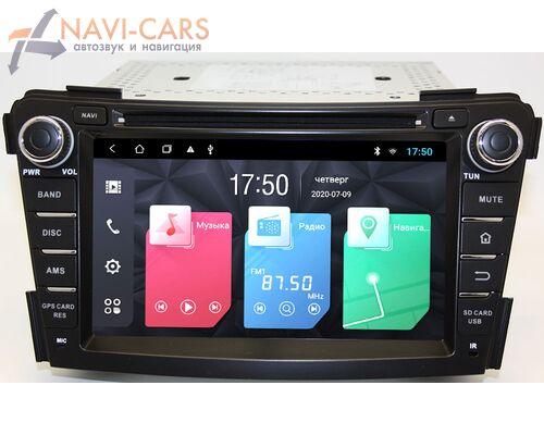Hyundai i40 I 2012-2018 LeTrun 3342 на Android 9.0