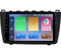 Mazda 6 (GH) 2007-2012 LeTrun 2843-2908 на Android 9.1 MTK-L 2Gb/32Gb