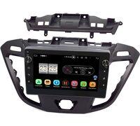 Ford Tourneo Custom 2012-2021, Transit Custom 2013-2021 (для любой компл.) LeTrun BPX409-Tour-Cust на Android 10 (4/32, DSP, IPS, с голосовым ассистентом, с крутилками)