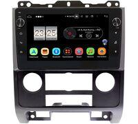 Ford Escape II 2007-2012 (черная) LeTrun BPX409-9279 на Android 10 (4/32, DSP, IPS, с голосовым ассистентом, с крутилками)