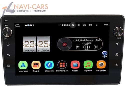 Ford Kuga, Fiesta, Fusion, Focus, Mondeo LeTrun BPX409-9159 на Android 10 (4/32, DSP, IPS, с голосовым ассистентом, с крутилками)