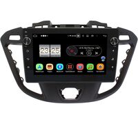 Ford Tourneo Custom 2012-2021, Transit Custom 2013-2021 (для компл. без CD) LeTrun BPX409-9178 на Android 10 (4/32, DSP, IPS, с голосовым ассистентом, с крутилками)