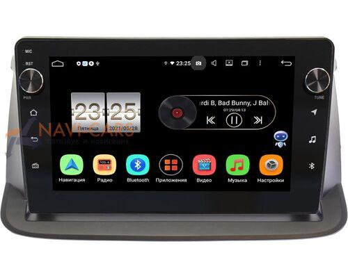 Honda Stepwgn III 2005-2009 LeTrun BPX409-618 на Android 10 (4/32, DSP, IPS, с голосовым ассистентом, с крутилками)