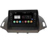Ford Kuga II 2013-2017 LeTrun BPX409-9028 на Android 10 (4/32, DSP, IPS, с голосовым ассистентом, с крутилками)