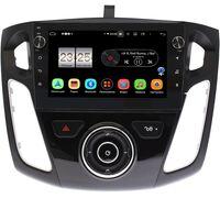 Ford Focus III 2011-2018 (тип 2) LeTrun BPX409-9246 на Android 10 (4/32, DSP, IPS, с голосовым ассистентом, с крутилками)
