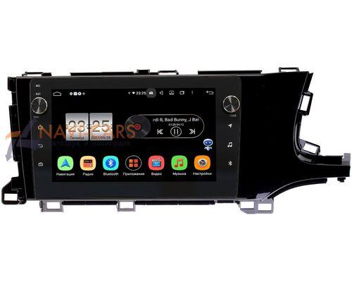 Honda Shuttle II 2015-2021 LeTrun BPX409-9232 на Android 10 (4/32, DSP, IPS, с голосовым ассистентом, с крутилками)
