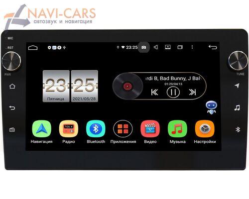 1 DIN 9 дюймов LeTrun BPX409 на Android 10 (4/32, DSP, IPS, с голосовым ассистентом, с крутилками)