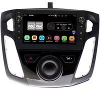 Ford Focus III 2011-2020 LeTrun BPX409-9065 на Android 10 (4/32, DSP, IPS, с голосовым ассистентом, с крутилками)
