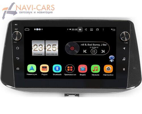 Hyundai i30 III 2017-2018 LeTrun BPX409-9-071 на Android 10 (4/32, DSP, IPS, с голосовым ассистентом, с крутилками)