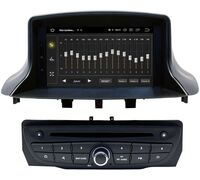 Renault Megane III, Fluence I 2009-2016 LeTrun 2847 DSP на Android 9.0