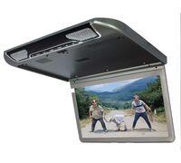 """Потолочный монитор 11.6"""" LeTrun 1116 SD-USB (серый)"""