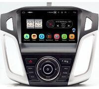 Ford Focus III 2011-2018 (тип 2) LeTrun PX409-9-815 на Android 10 (4/32, DSP, IPS, с голосовым ассистентом)