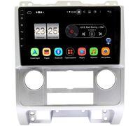 Ford Escape II 2007-2012 (серая) LeTrun PX409-9278 на Android 10 (4/32, DSP, IPS, с голосовым ассистентом)