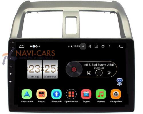 Honda Airwave (2005-2010) LeTrun PX409-9501 на Android 10 (4/32, DSP, IPS, с голосовым ассистентом)