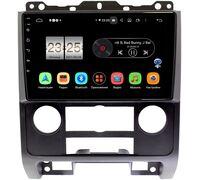 Ford Escape II 2007-2012 (черная) LeTrun PX409-9279 на Android 10 (4/32, DSP, IPS, с голосовым ассистентом)