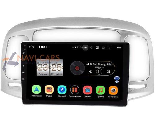 Hyundai Accent III, Verna II 2005-2010 LeTrun PX409-9-069 на Android 10 (4/32, DSP, IPS, с голосовым ассистентом)