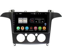 Ford S-MAX 2006-2015 (с кондиционером) LeTrun PX409-9-FR098N на Android 10 (4/32, DSP, IPS, с голосовым ассистентом)