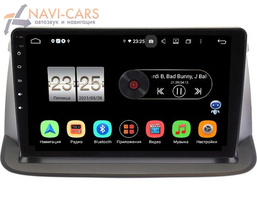 Honda Stepwgn III 2005-2009 LeTrun PX409-618 на Android 10 (4/32, DSP, IPS, с голосовым ассистентом)